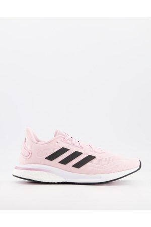 adidas Adidas Running Supernova trainers in pale pink
