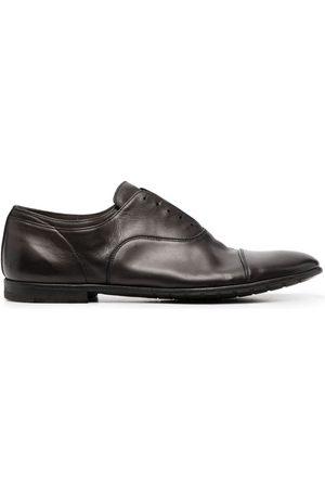 Premiata Zapatos oxford sin agujetas