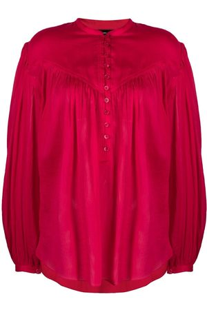 Isabel Marant Camisa manga larga con botones