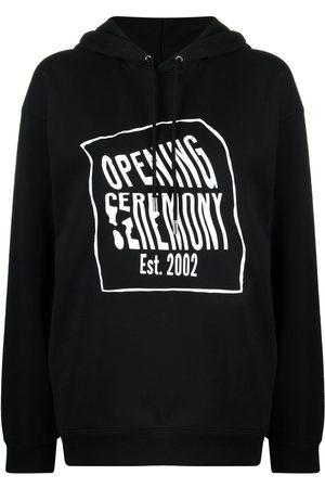 Opening Ceremony Logo-print hoodie