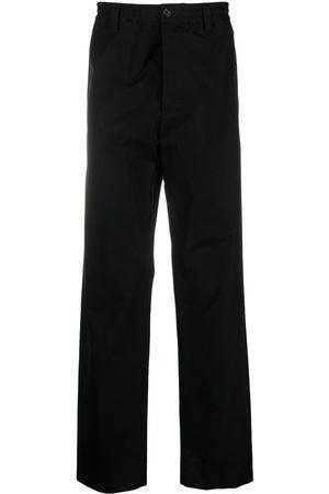 Marni Pantalones rectos con bolsillos