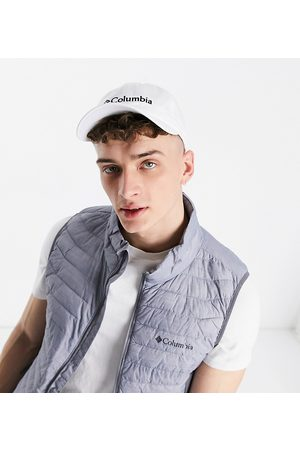 Columbia Hombre Gorras - Roc II cap in white Exclusive at ASOS