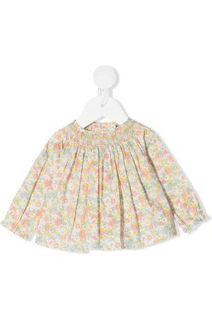 BONPOINT Blusa con estampado floral