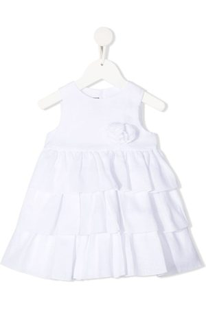 LITTLE BEAR Vestido con volantes