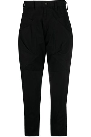JULIUS Pantalones drop crotch