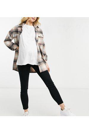 Cotton On Underbump super stretch skinny jean in black