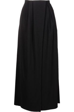 Jason Wu Long wraparound skirt