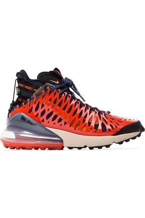 Nike Hombre Tenis - Tenis altos ISPA air max 270