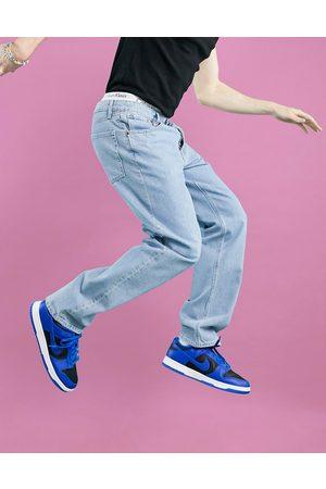 ASOS Straight leg jeans in light stone wash