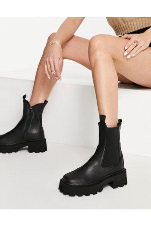 Public Desire Inno chunky chelsea boot