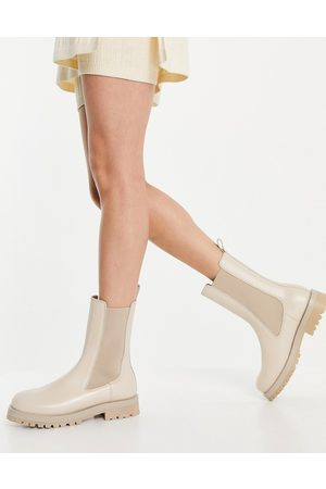 & OTHER STORIES Mujer Botas y Botines - Chunky flat pull on boots in
