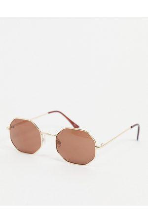 Madein. Hexagon sunglasses