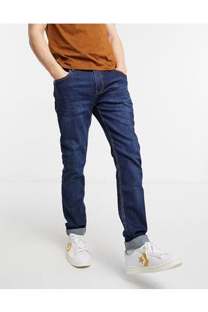Farah Hombre Skinny - Drake skinny fit jeans in dark blue