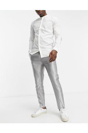 HUGO BOSS Hombre Chinos - HUGO German 194 wool regular fit trousers