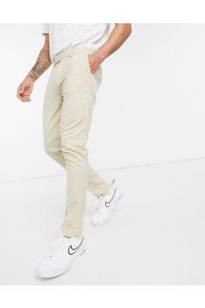 ASOS Skinny smart trouser in stone