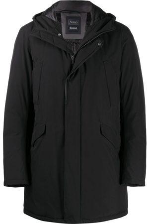 HERNO Hombre Abrigos - Abrigo con capucha