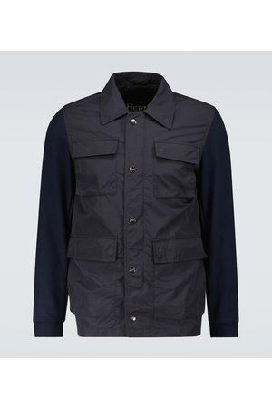 HERNO Hombre Chamarras - Tigri field jacket