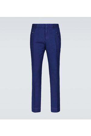 Maison Margiela Hombre Pantalones y Leggings - Cotton and linen pants