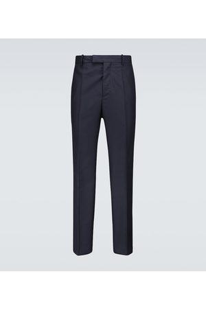 OAMC Hombre Pantalones y Leggings - Bleach virgin wool pants