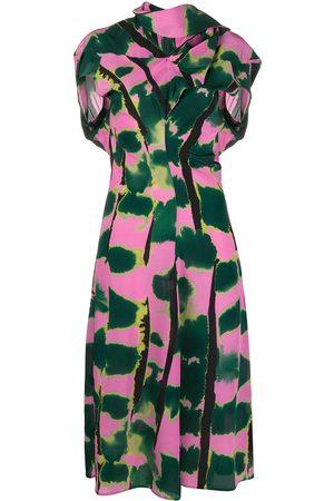Colville Mujer Cóctel - Vestido Soufle