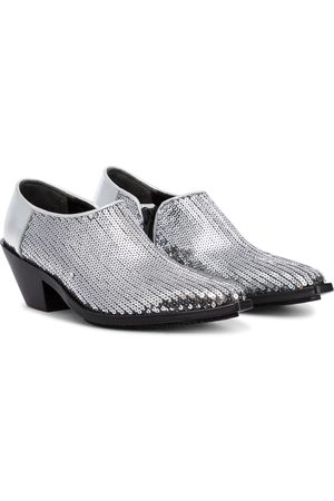 JUNYA WATANABE Mujer Botines - Sequined ankle boots