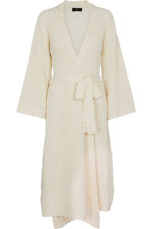 Alanui Mujer Vestidos - Belted crochet cotton dress