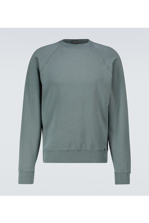 Tom Ford Hombre Sudaderas - Cotton sweatshirt