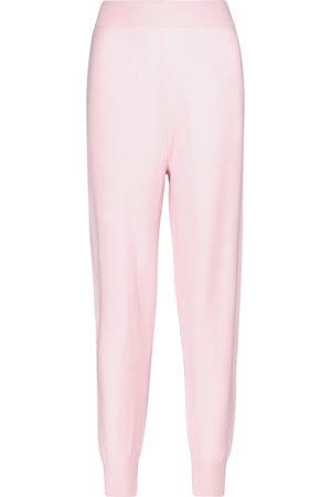 EXTREME CASHMERE N° 56 Yogi cashmere-blend sweatpants