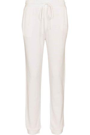 Lanston Mujer Joggers - Porter cotton-blend sweatpants