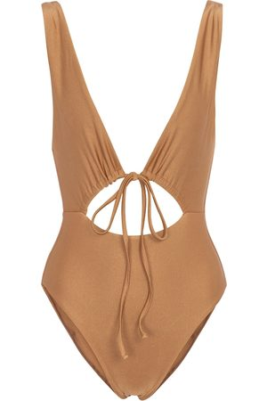 Jade Swim Exclusive to Mytheresa – Cava swimsuit