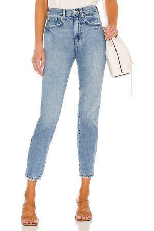 Free People Mujer Jeans - Stove pipe jean en color azul talla 24 en - Blue. Talla 24 (también en 29, 30, 31, 25, 28, 32).