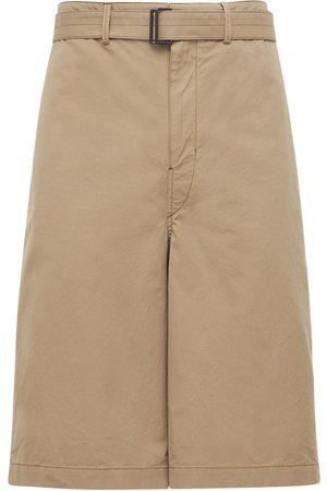 LEMAIRE Shorts De Algodón Dry