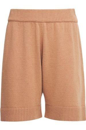 """The Frankie Shop Shorts """"juno"""" De Punto De Lana"""
