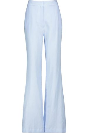 GABRIELA HEARST Sonya wide-leg linen pants