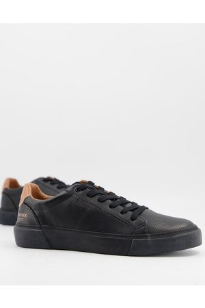 ASOS Trainers in black texture