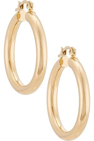 The M Jewelers Aros the large ravello en color oro metálico talla all en - Metallic Gold. Talla all.