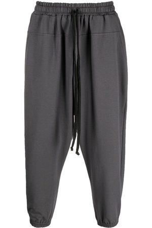 Alchemy Pantalones drop crotch con tobillos elásticos