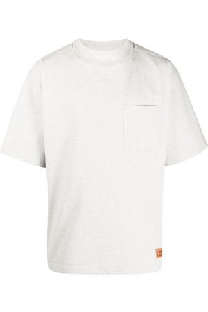 Heron Preston Playera con logo bordado