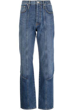 Kenzo Jeans con cierres de lazo
