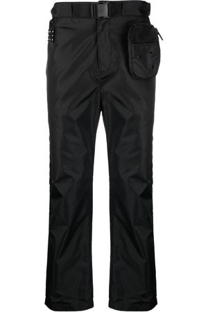 McQ Pantalones brillantes