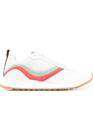 Paul Smith Tenis con rayas laterales