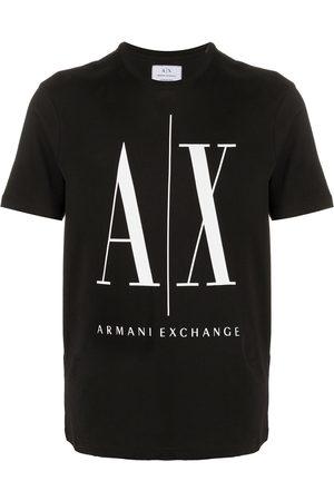 Armani Playera manga corta con logo