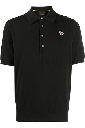 Paul Smith Playera tipo polo con logo y detalles