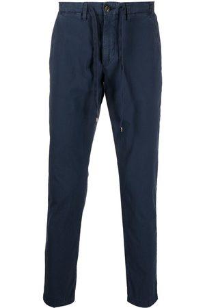 BRIGLIA Pantalones con cordones en la pretina