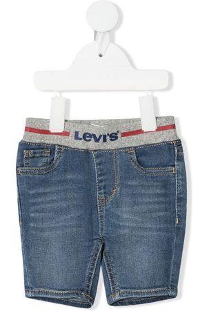 Levi's Shorts de mezclilla estilo pull-on