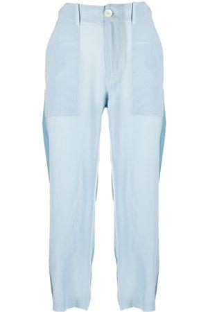 JEJIA Pantalones capri con paneles