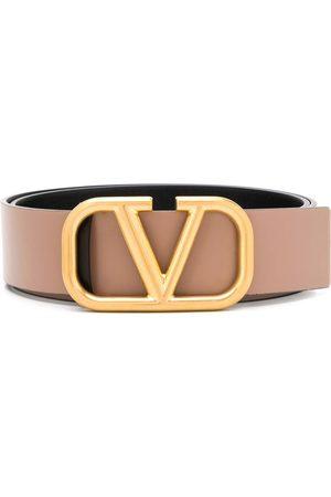 VALENTINO GARAVANI Mujer Cinturones - Cinturón con hebilla del logo