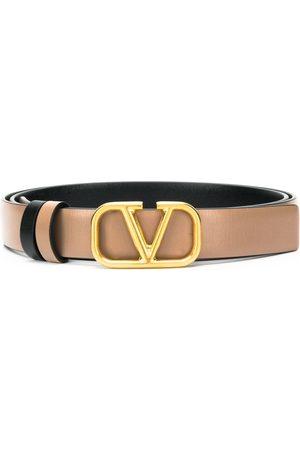 VALENTINO GARAVANI Cinturón con placa del logo