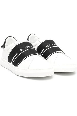 Givenchy Tenis slip-on con logo