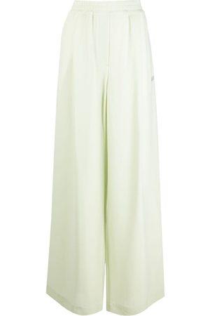 OFF-WHITE Pantalones anchos